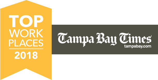 Tampa Bay Top Workplaces 2018 Logo