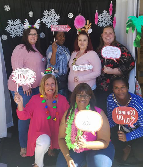 AnswerFirst Holiday Party 2018