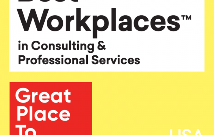 Great Places To Work 2019