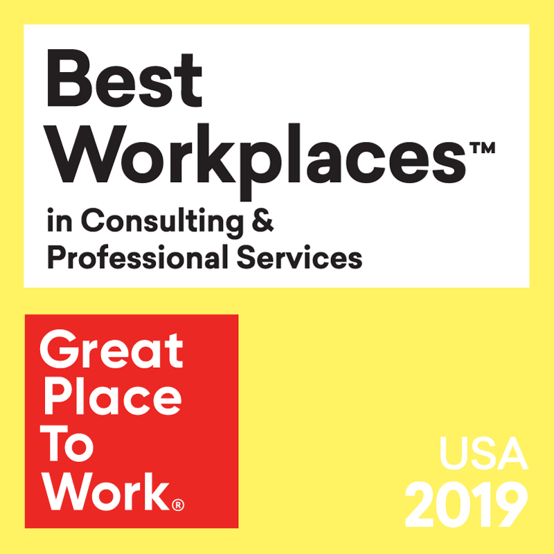 AnswerFirst Named One of the 2019 Best Workplaces in Consulting and Professional Services by Great Place to Work® and FORTUNE