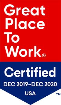 GPTW 2020 Logo